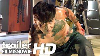 INVINCIBLE DRAGON (2020) Trailer | Max Zhang, Anderson Silva Martial Arts Movie