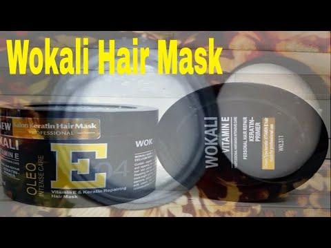 "professional-hair-mask-with-keratin-&-vitamin-""e""-||-wokali-hair-mask"