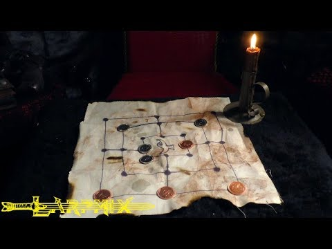 Nine Men's Morris - How To Play And Make A Gameboard For Larp