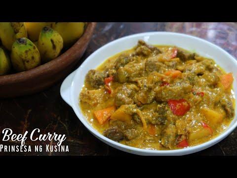 Beef Curry plus Lentil Soup