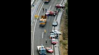 Самые дорогие аварии и брошенные авто (abandoned, crash)
