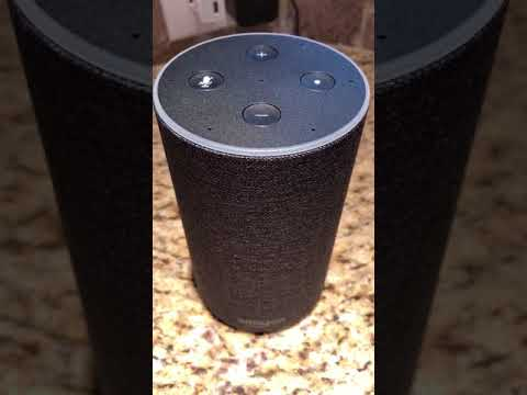 Alexa sings the technology song