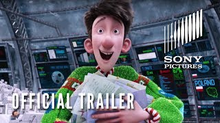 ARTHUR CHRISTMAS - Official Trailer - In Theaters 11/23
