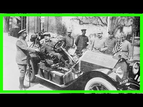 Breaking News | The Living Legacy of WWI: The Legacy of American Press Censorship in World War I, w