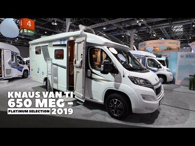 Knaus Van TI 650 MEG - 2019 model