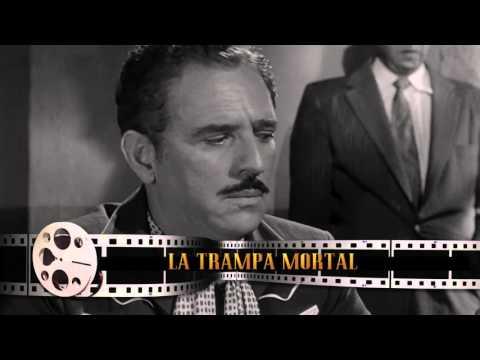 Luis Aguilar y Flor Silvestre en La Trampa Mortal (1962) | Ultra Clásico