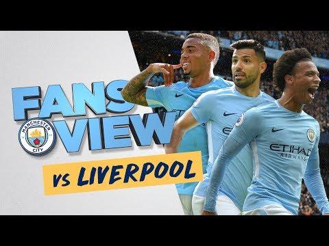 MAN CITY DEMOLISH LIVERPOOL   City 5-0 Liverpool   Fans' View