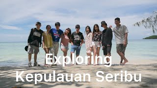 Welcoming New Year 2018 (New Year Trip) Kepulauan Seribu Indonesia