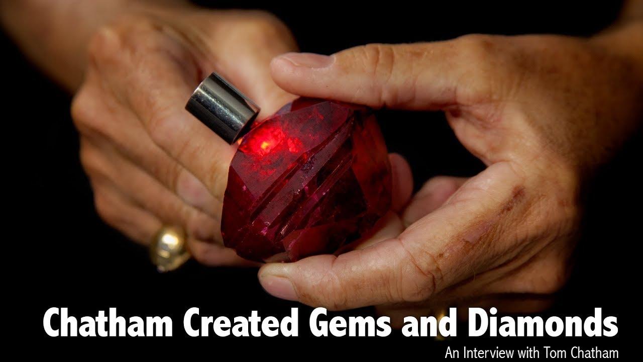 Chatham Created Gems and Diamonds | Tom Chatham