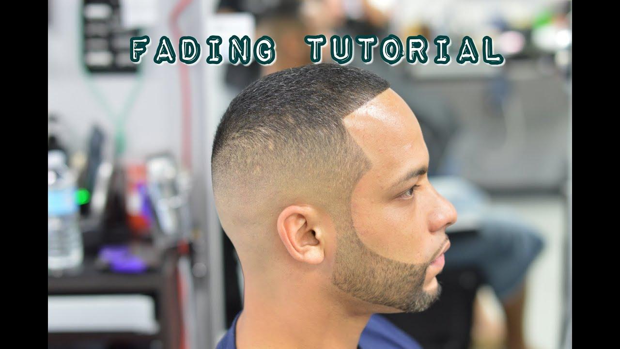 mens haircut fade barber clipper