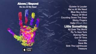 Above & Beyond - Little Something feat. Justine Suissa