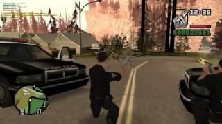 GTA San Andreas: Multi Theft Auto #34 (German) (HD) - Zombie Survival