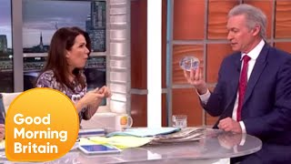 Swallowable Weight Loss Balloon! | Good Morning Britain