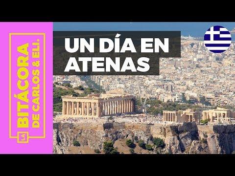 Qué hacer un día en Atenas (Grecia) 👉 Crucero por el Mediterráneo #6 (Celebrity Reflection) 🚢