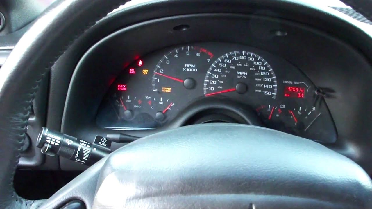 Chevy Ss Interior >> Cam/Heads 2001 Camaro SS interior start-up - YouTube