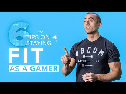 6 Tips to Stay Fit as a Gamer   Jackson
