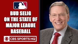 Bud Selig thinks the Dodgers will face Yankees or Astros in World Series | CBS Sports HQ