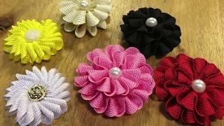DIY – Tutorial – Flor de Sianinha – Cena Aviamentos