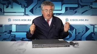 Видео-обзор серии коммутаторов Cisco Catalyst 2960X на примере WS-C2960X-24PS-L(Обзор коммутатора Catalyst-2960X-24PS-L и серии 2960X - от технического директора Cisco.Msk.Ru Константина Тузова., 2015-09-24T14:31:47.000Z)