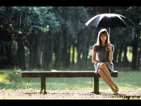 Françoise HARDY -  La pluie sans parapluie