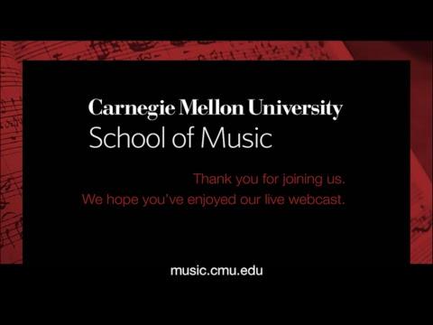 CARNEGIE MELLON PHILHAMONIC: STUDENT COMPOSER'S CONCERT -- March 6TH, 2019 [livestream]