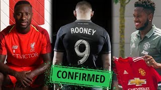 TOP 10 Confirmed Transfers Summer 2018 | Transfer News ft Keita Fred Rooney