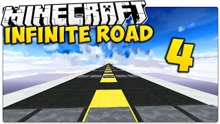 LA ROUTE INFINIE ... EST FINIE ! | Minecraft - Infinite Road 4
