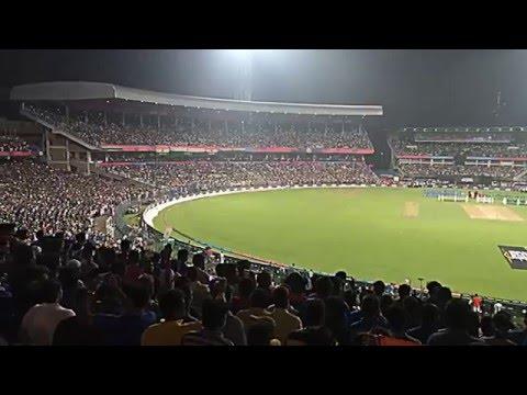 65000 People Singing the Indian National Anthem | Republic Day 2018 | India Vs. Pakistan |