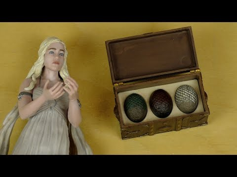 Game of Thrones Unboxing - Denise Dagaryen