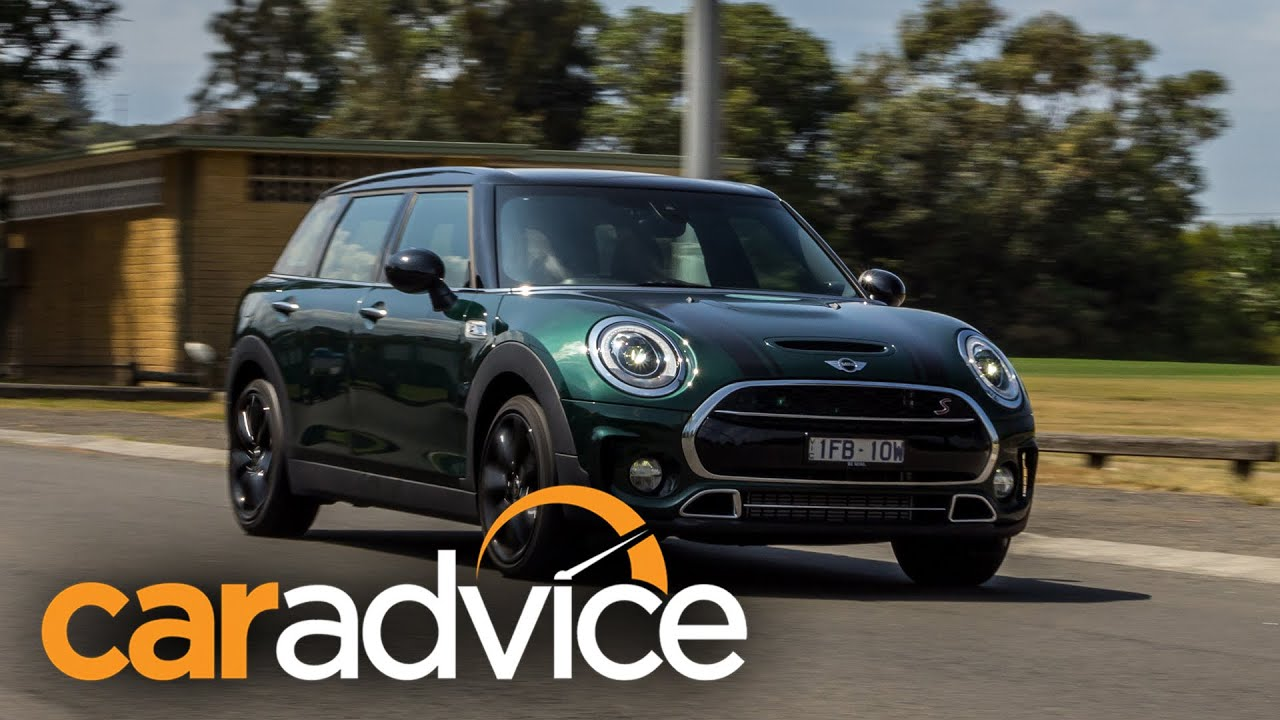 2016 Mini Cooper S Clubman Review Youtube