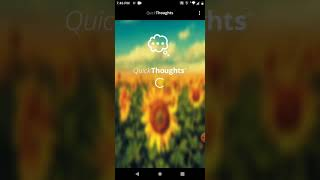 Get Amazon Gift Cards with Quick Thoughts App screenshot 5