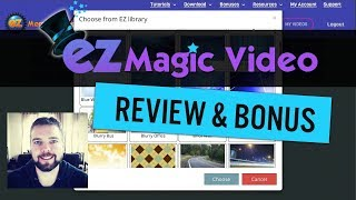 EZ Magic Video Review, Demo & Bonus