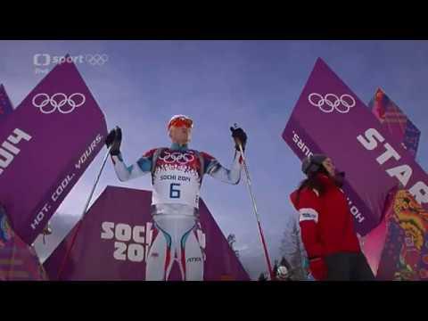 Sochi 2014 Biatlon sprint muži 10km