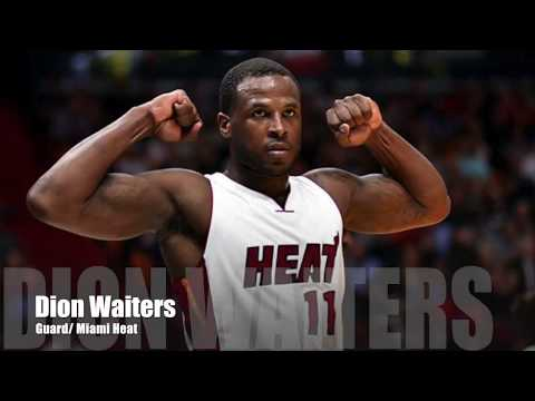 """""""Waiter's Island"""" Dion Waiters in Isolation 2017"""
