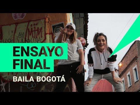 Work in Progress Baila Bogotá (Ft Calle & Poché #RunupChallenge)