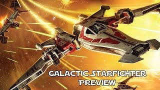 Star Wars: The Old Republic Galactic Starfighter Expansion Preview