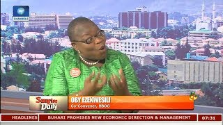 Our Problems Are Deeper Than We Are Admitting – Oby Ezekwesili Pt.1 |Sunrise Daily|