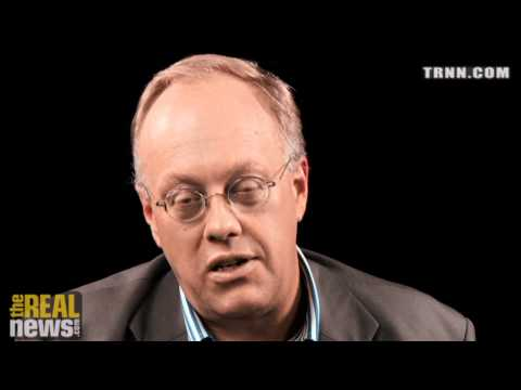 Chris Hedges on why he supports The Real News