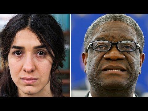 Nobel peace prize award ceremony – watch live