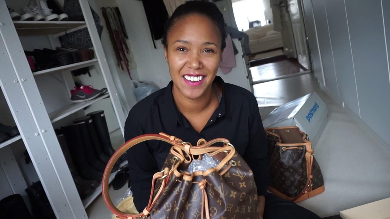 05a82be48b6ef UNBOXING Louis Vuitton petit noe