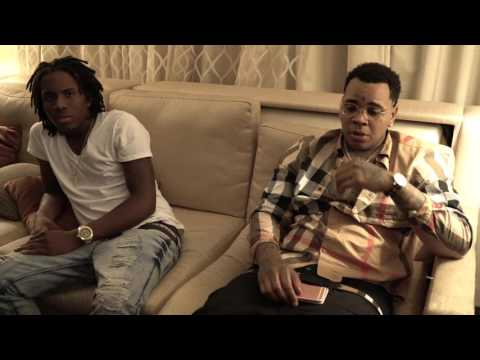 Kevin Gates X T-Jones in the studio at...