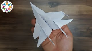 Origami F14 (Origami Airplane F14)