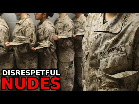 Military Men Share Nudes Of Fellow Female Soldiers