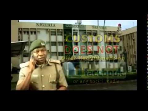 Nigeria Customs - Car Auction Scam