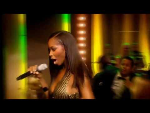 Jamelia - Hey Ya LIVE