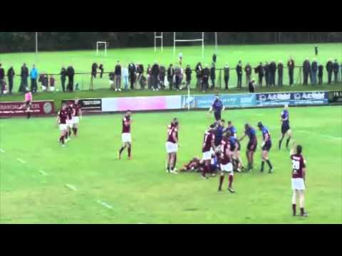 gary graham rugby highlights 2014