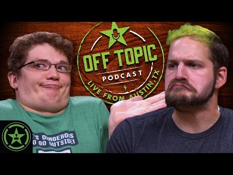 Off Topic: Ep. 34 - Dickgate