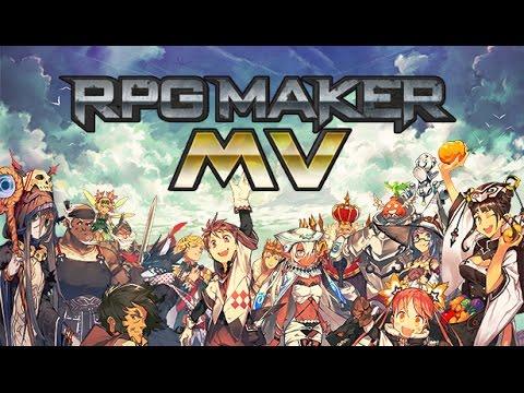 RPG Maker MV Trailer