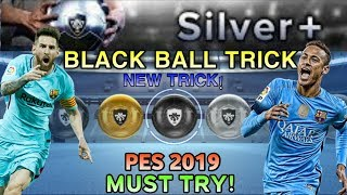 First Black ball trick of Silver pack in Pes 2019 mobile