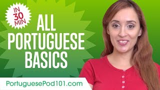 Baixar Learn Portuguese in 50 Minutes - ALL Basics Every Beginners Need